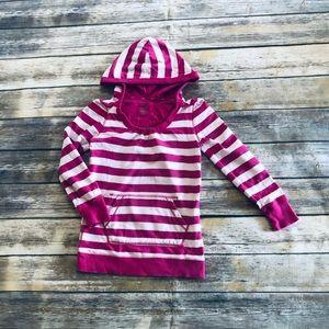 GapKids sweatshirt w/ stripes! Size 8